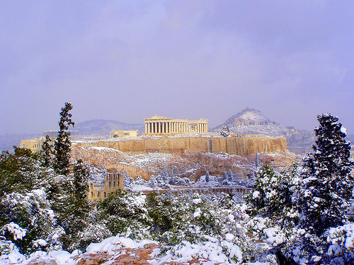 Winter-in-athens